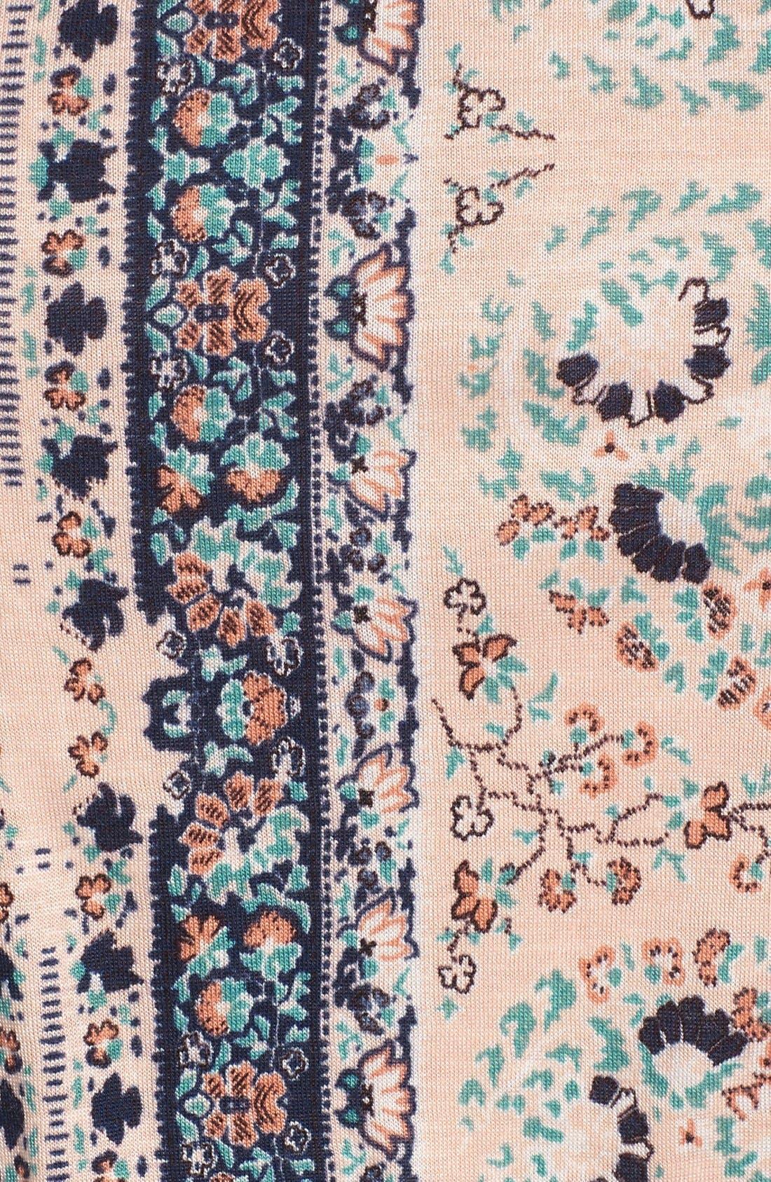 ,                             High Neck Maxi Dress,                             Alternate thumbnail 75, color,                             252