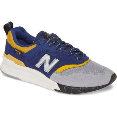 New Balance 997H Sneaker, Blue