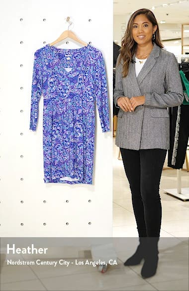 Aubrey UPF 50+ Shift Dress, sales video thumbnail