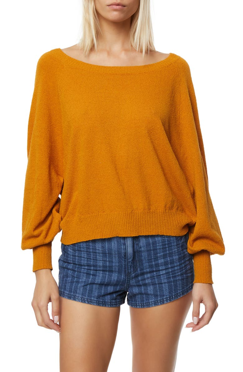 O'NEILL Keiki Sweater, Main, color, AMBER