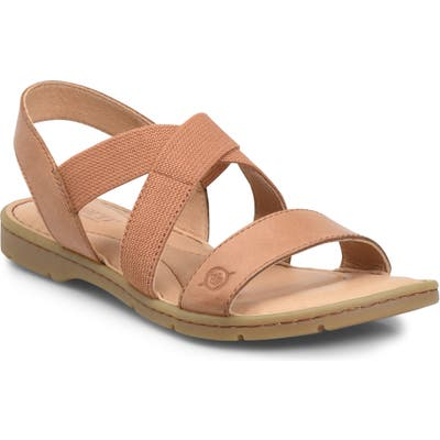 B?rn Linden Sandal, Brown