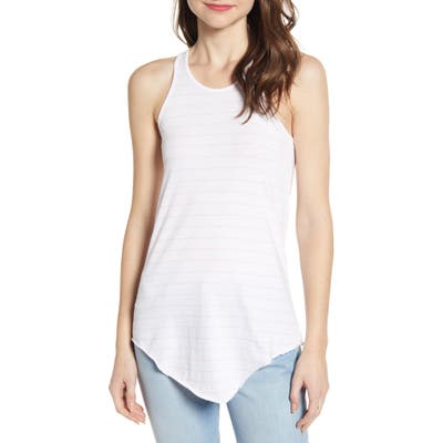 Frank & Eileen Tee Lab Base Layer Tank, White