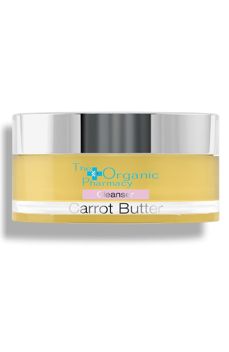 THE ORGANIC PHARMACY Carrot Butter Cleanser, Main, color, NO COLOR