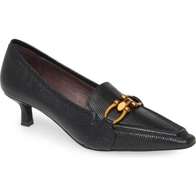 Jeffrey Campbell Pointed Toe Pump- Black