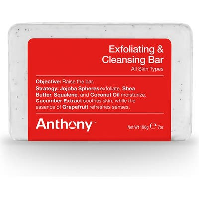 Anthony(TM) Exfoliating + Cleansing Bar