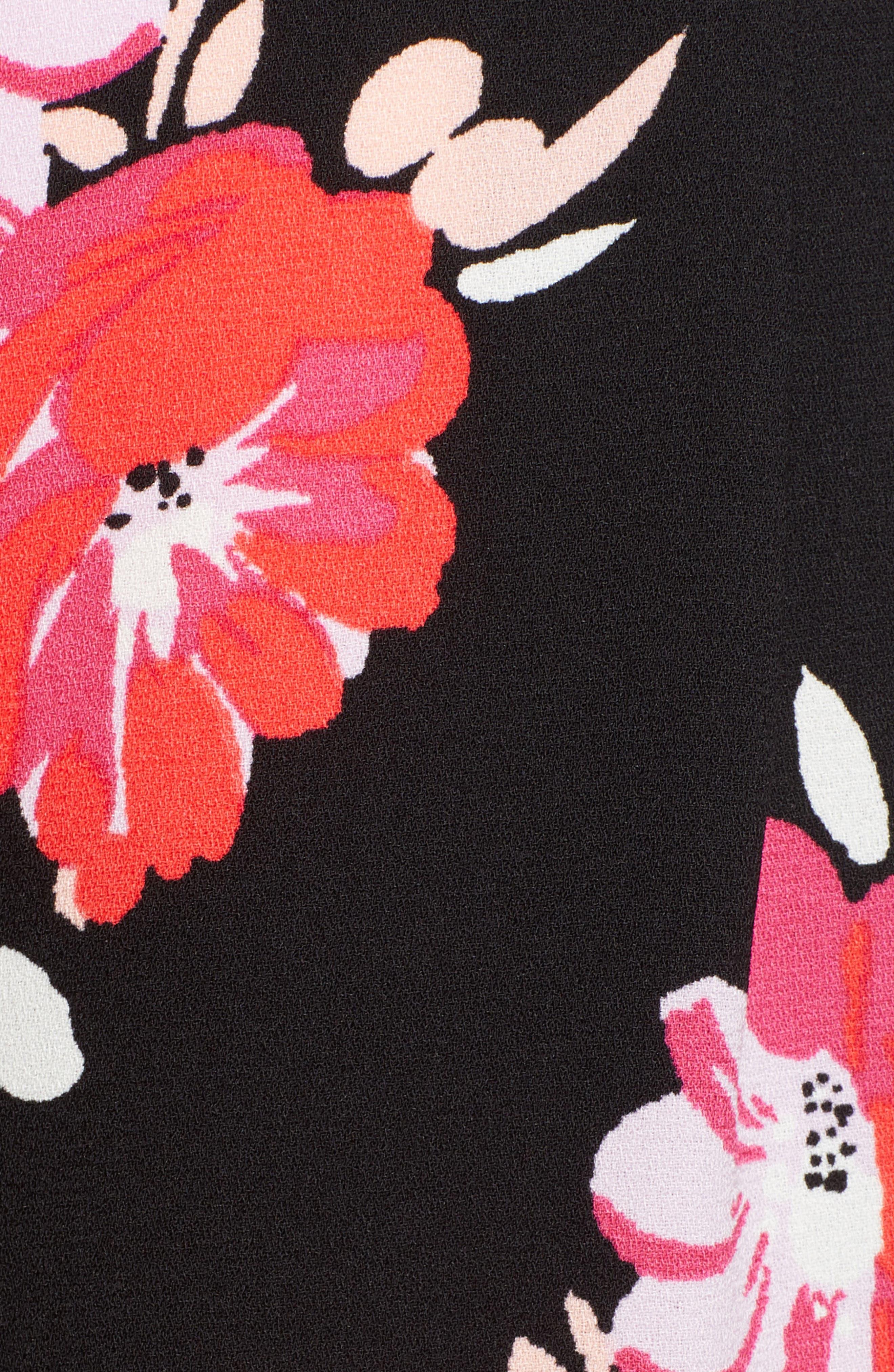 ,                             Wide Leg Crop Pants,                             Alternate thumbnail 30, color,                             007