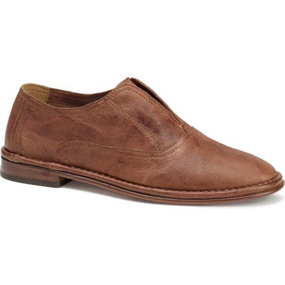 Trask Avery Oxford Flat, Brown