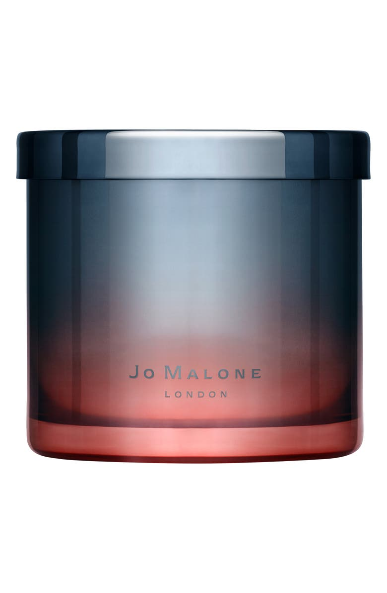 JO MALONE LONDON<SUP>™</SUP> Pomegranate Noir and Peony & Blush Suede Layered 3-Wick Candle, Main, color, NO COLOR