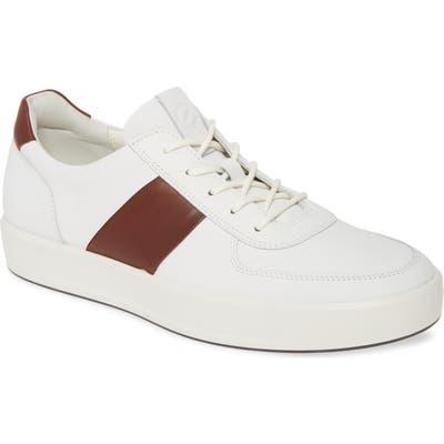 Ecco Soft 8 Sneaker, White