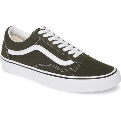 Vans Old Skool Sneaker- Green