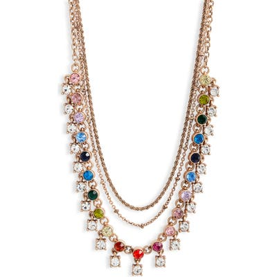 Stella + Ruby Layla Layered Collar Necklace