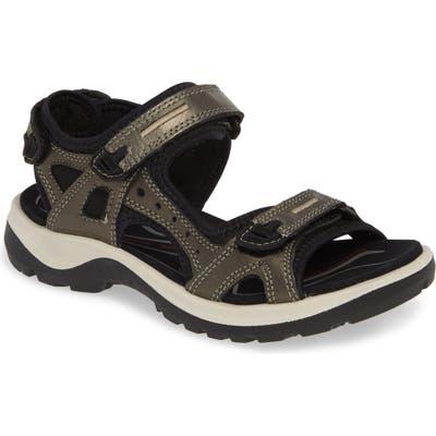Ecco Yucatan Sandal, Grey