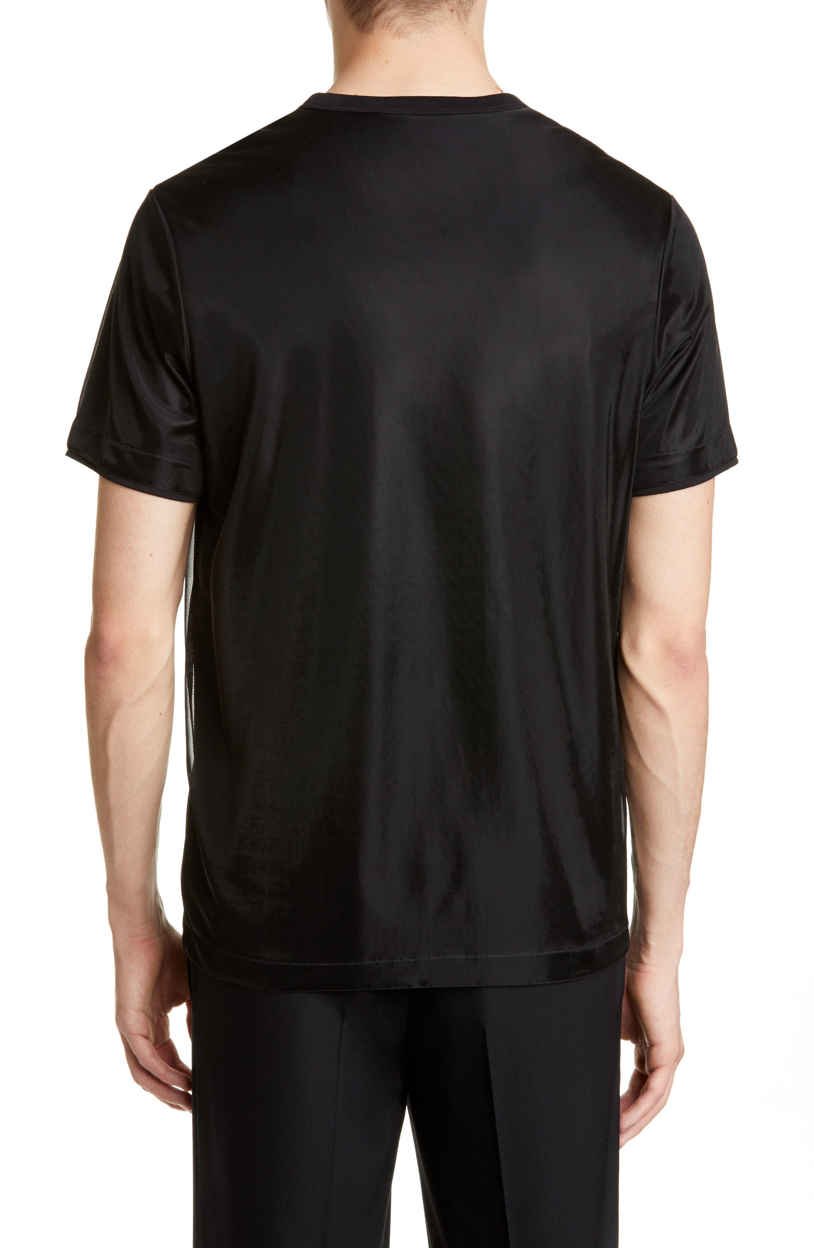 Helmut Lang Knits Double Knit T-Shirt