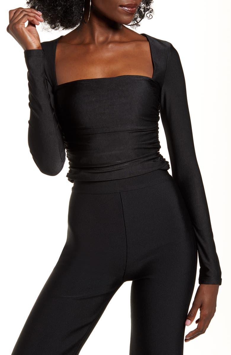 TIGER MIST Tully Top, Main, color, BLACK