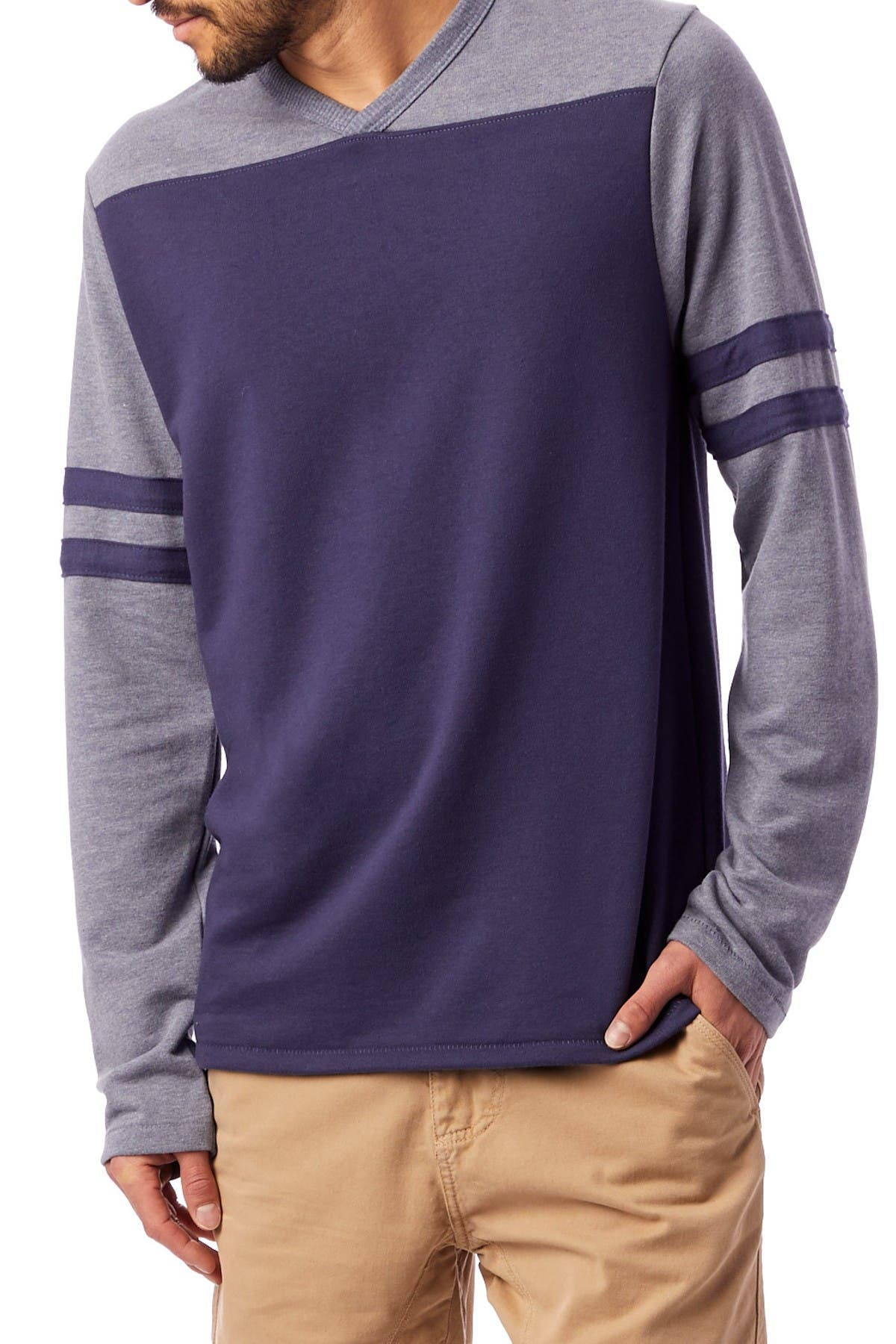 Image of Alternative Trainer Long Sleeve Pullover
