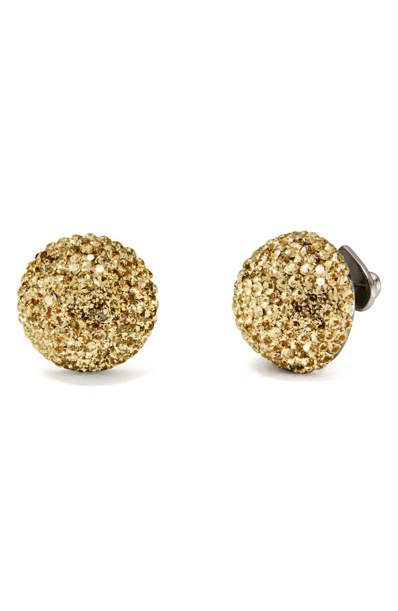 KATE SPADE NEW YORK brilliant statement stud earrings, Main, color, LIGHT COLORADO