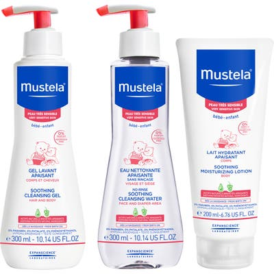 Mustela Very Sensitive Cleansing Set