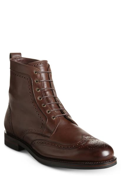 Allen Edmonds Boots DALTON WINGTIP BOOT
