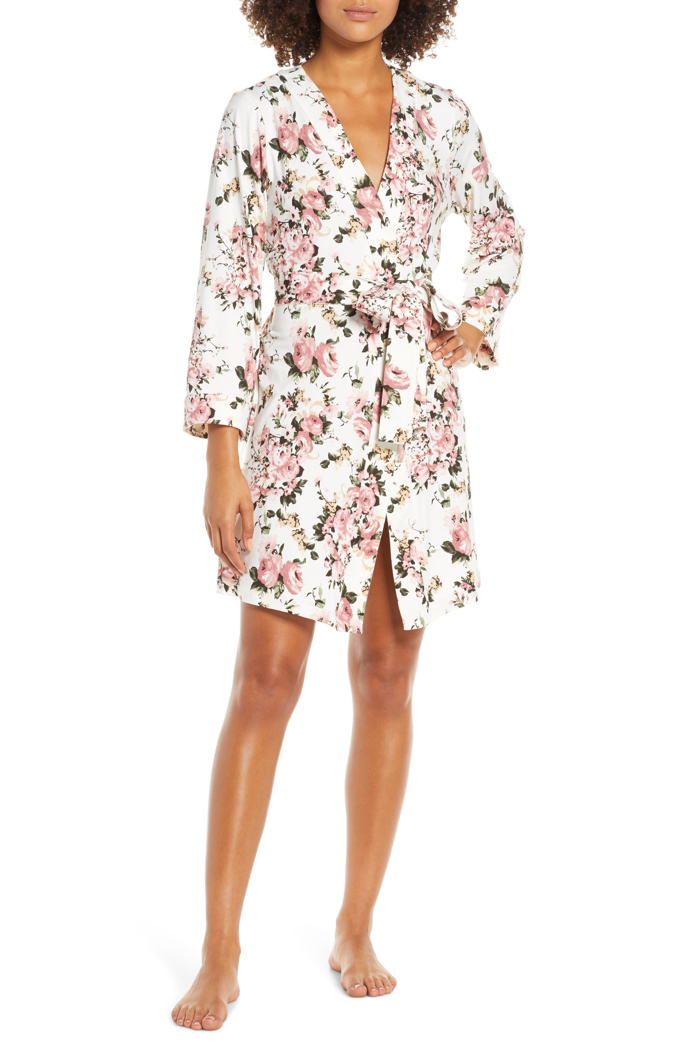 MASONgrey Claire Classic Short Robe