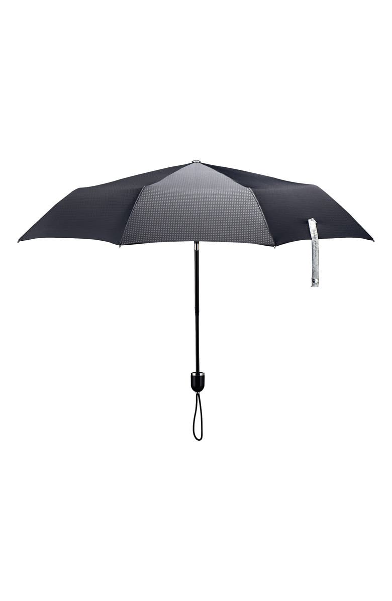 SHEDRAIN Stratus Compact Umbrella, Main, color, 002