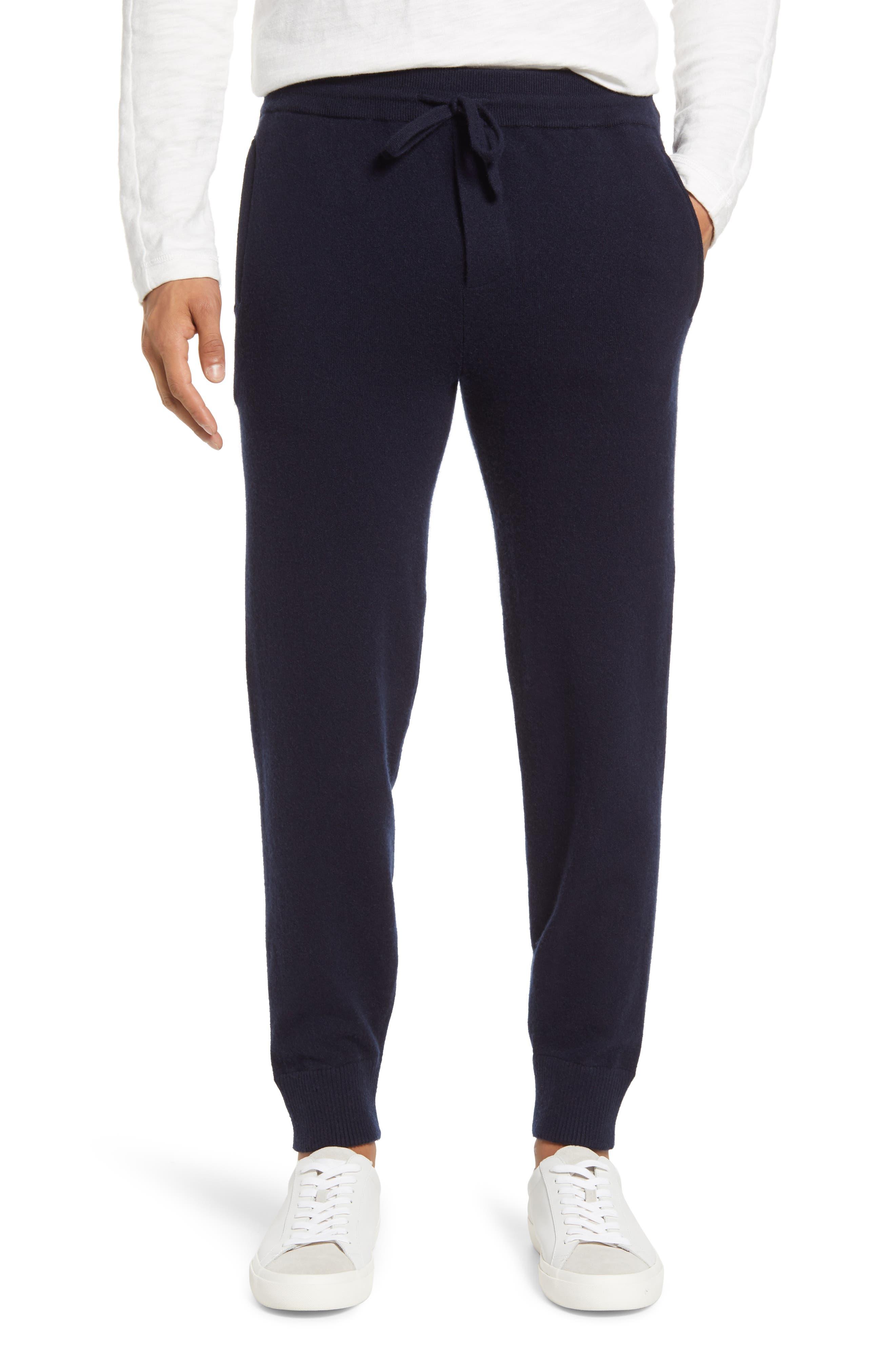 Men's Vince Cashmere & Wool Sweatpants