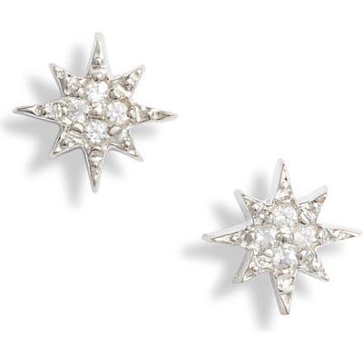 Anzie Starburst Stud Earrings