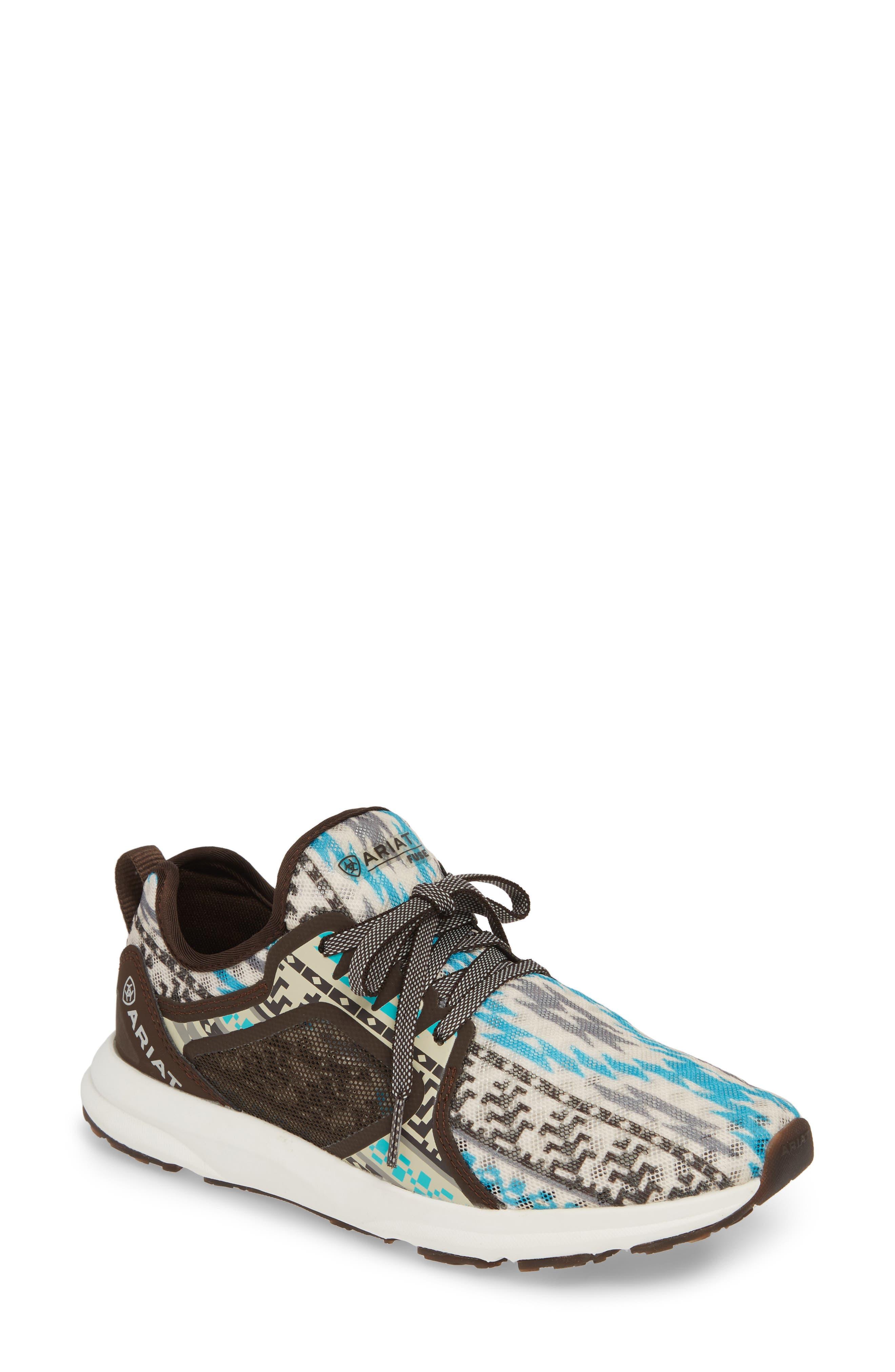 Image of ARIAT Fuse Print Sneaker