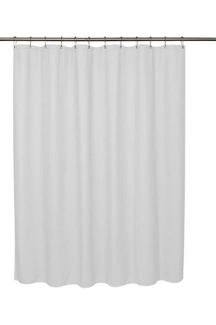 Image of Moda At Home Belgian Waffle Shower Curtain