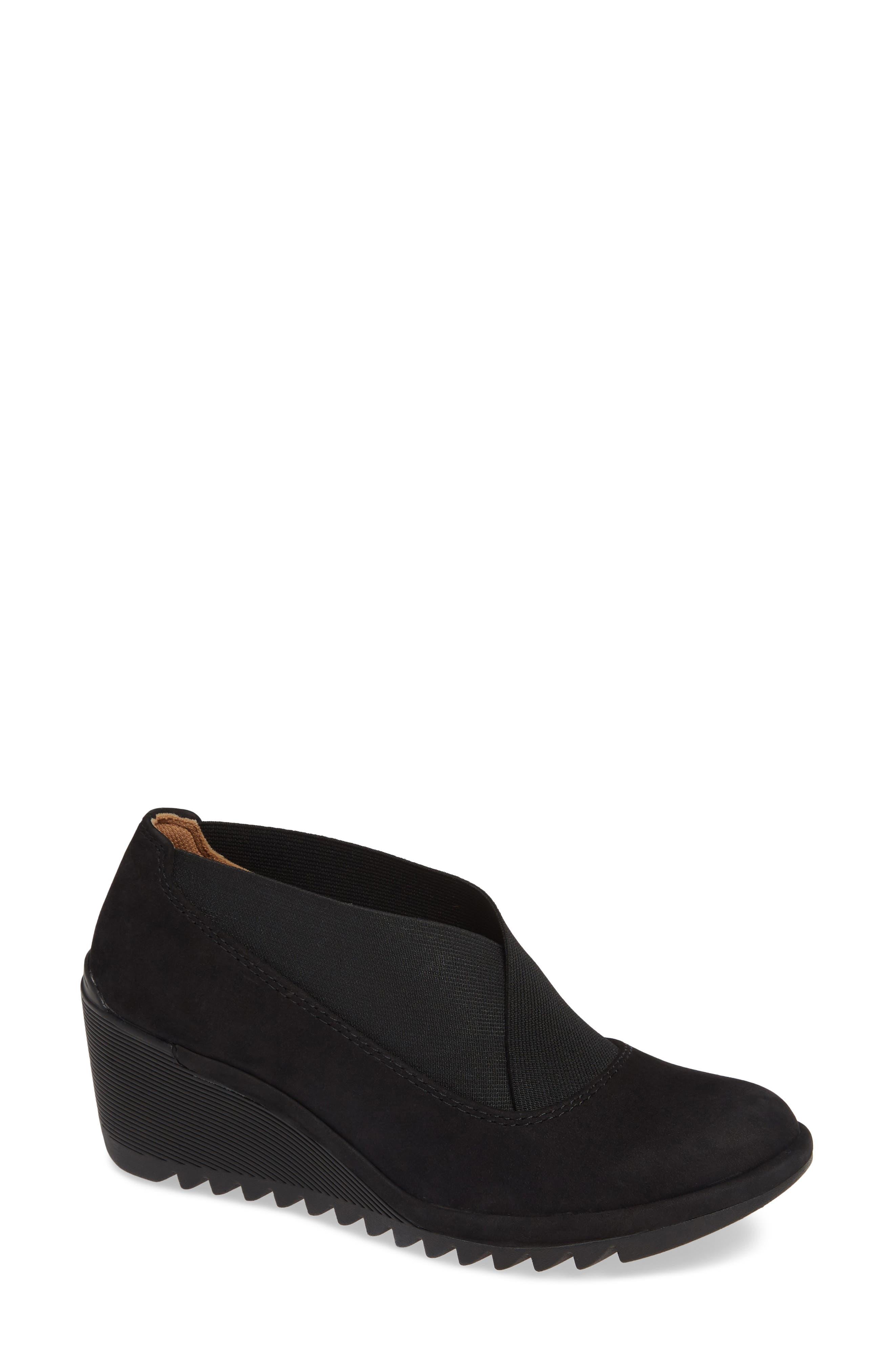 Comfortiva Ashford Ankle Bootie- Black