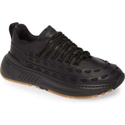 Bottega Veneta Speedster Sneaker, Black