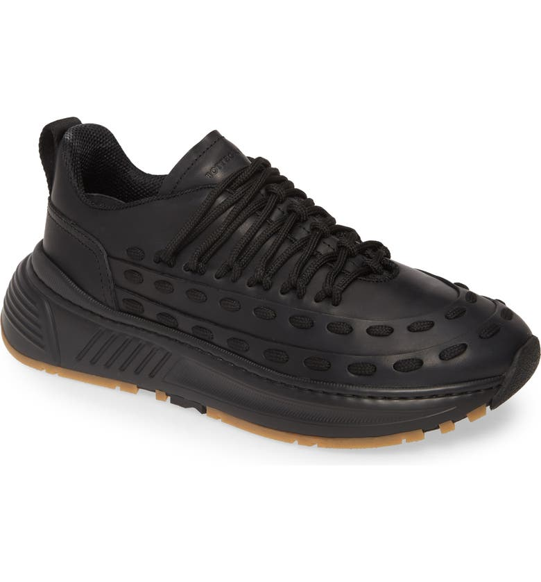 BOTTEGA VENETA Speedster Sneaker, Main, color, NERO
