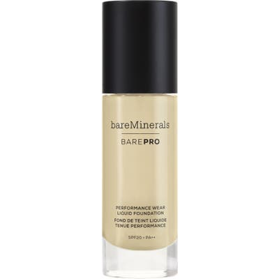 Bareminerals Barepro Performance Wear Liquid Foundation - 07 Warm Light