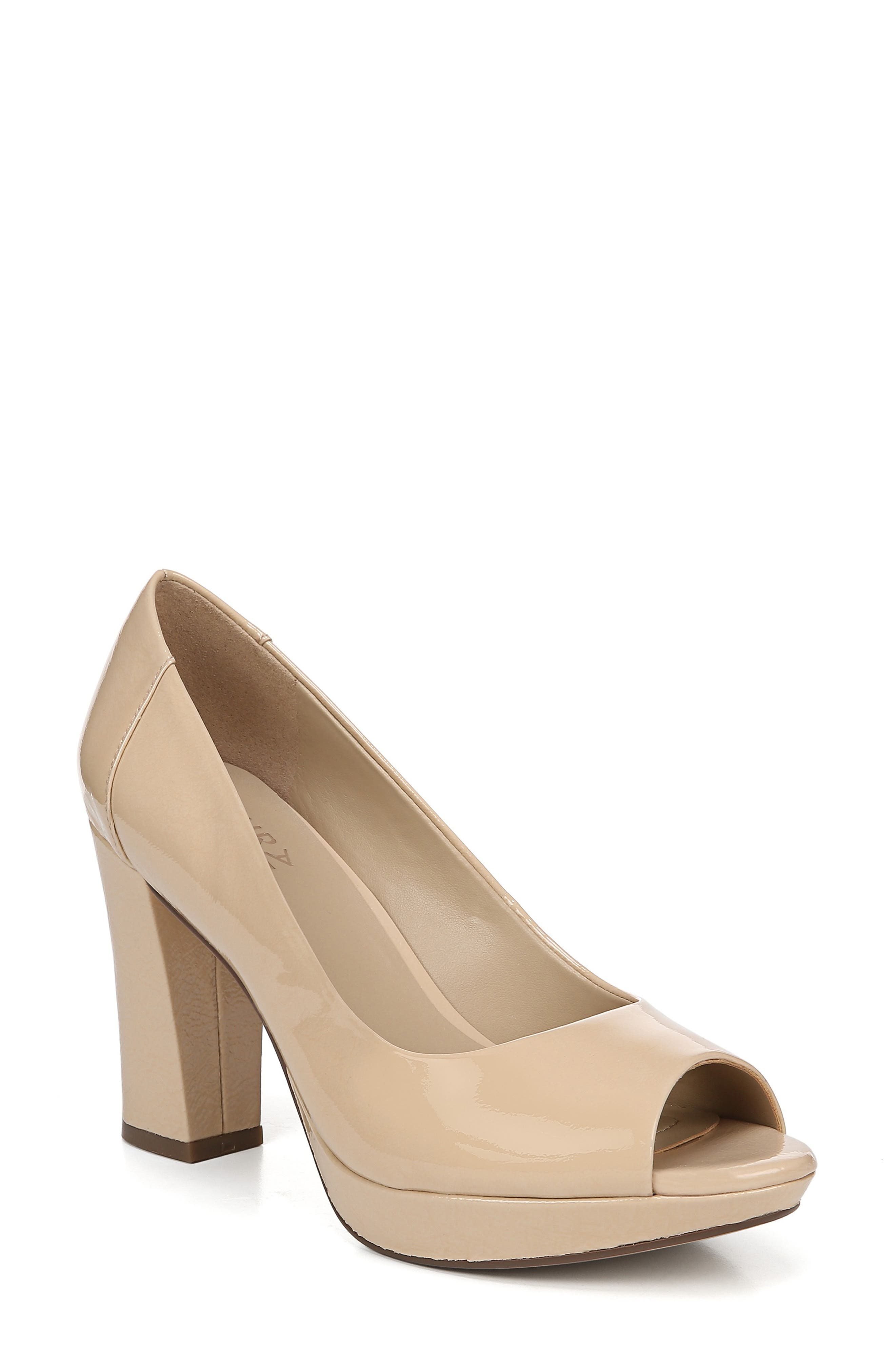 Naturalizer Amie Pump- Beige