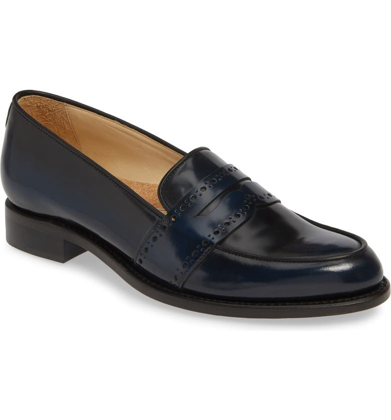 THE OFFICE OF ANGELA SCOTT Miss Madisson Loafer, Main, color, 412