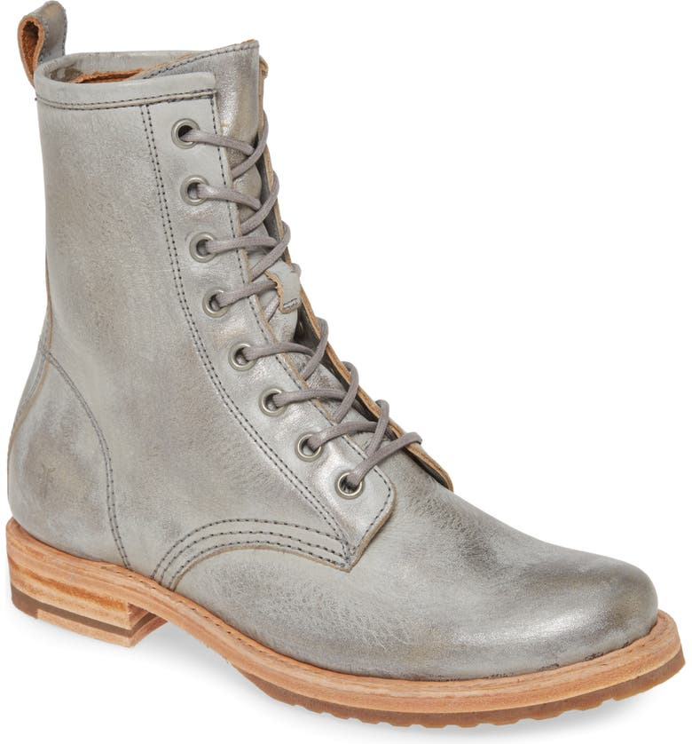 FRYE Veronica Combat Boot, Main, color, 054