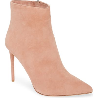 Alice + Olivia Celyn Bootie- Pink