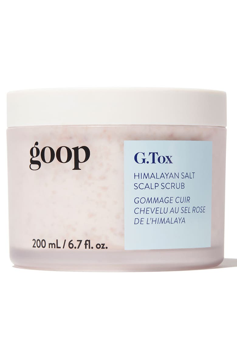 GOOP G.Tox Himalayan Salt Scalp Scrub, Main, color, 960