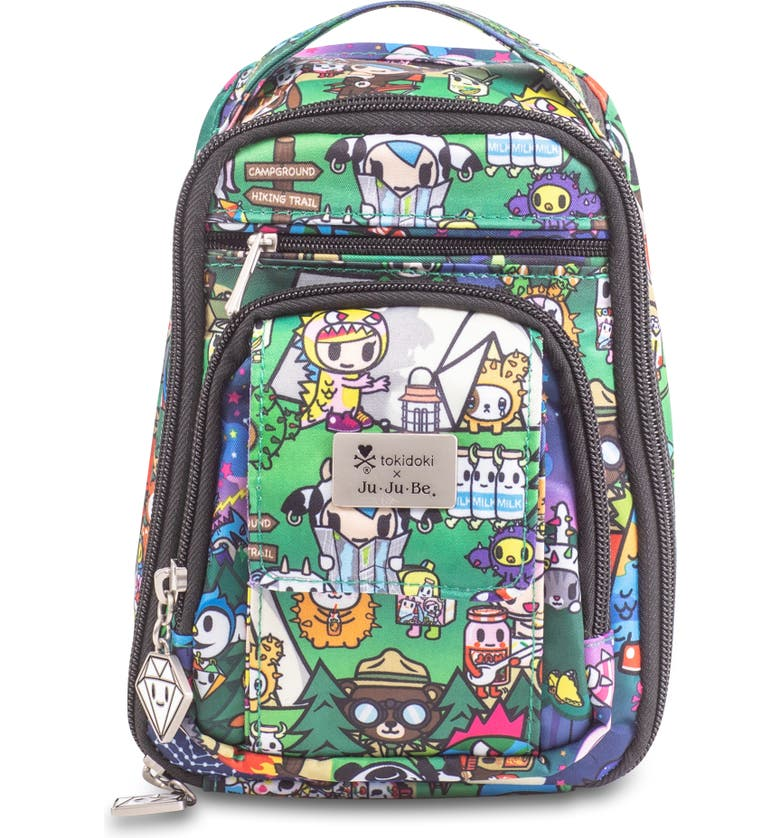 JU-JU-BE Mini BRB Backpack, Main, color, CAMP TOKI