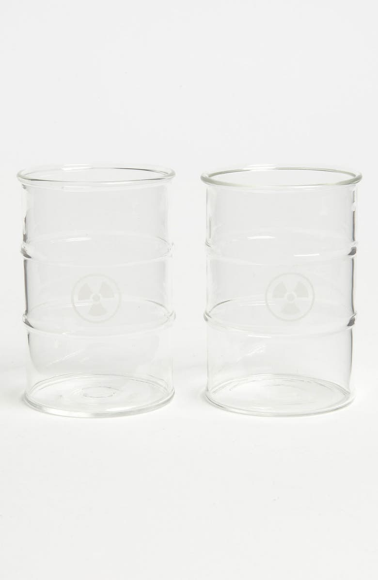 FRED & FRIENDS 'Polluted' Glasses, Main, color, 000
