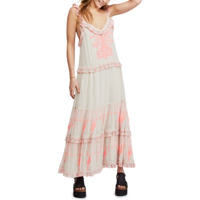 Free People Coralie Maxi Dress, Ivory