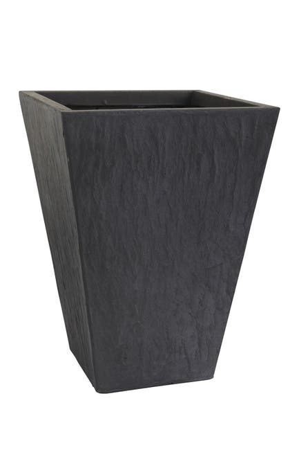 """Image of NEARLY NATURAL 16"""" Slate Planter"""