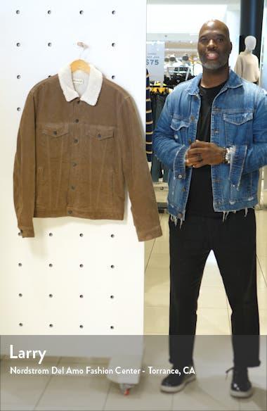 Fleece Lined Classic Jean Jacket Corduroy Edition, sales video thumbnail