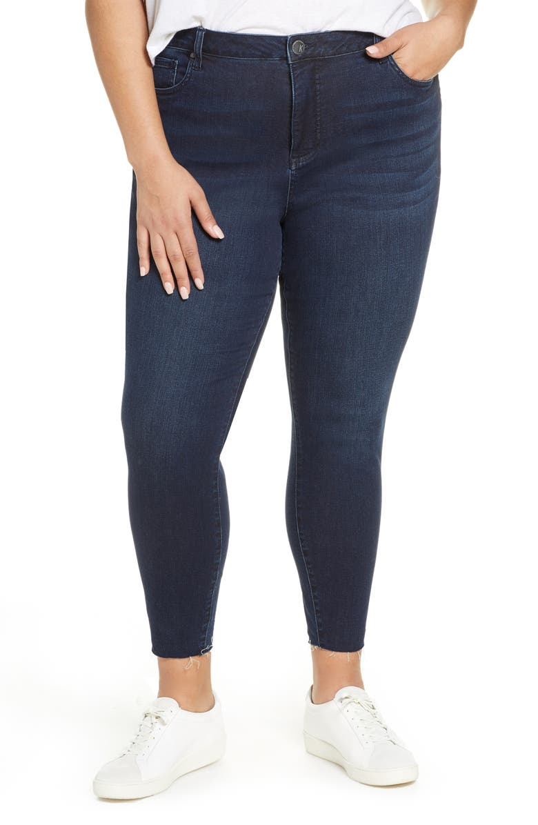 KUT FROM THE KLOTH Connie Fab Ab Skinny Jeans, Main, color, PERSONALLY