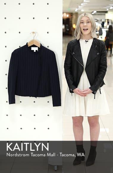 Jicara Tweed Jacket, sales video thumbnail