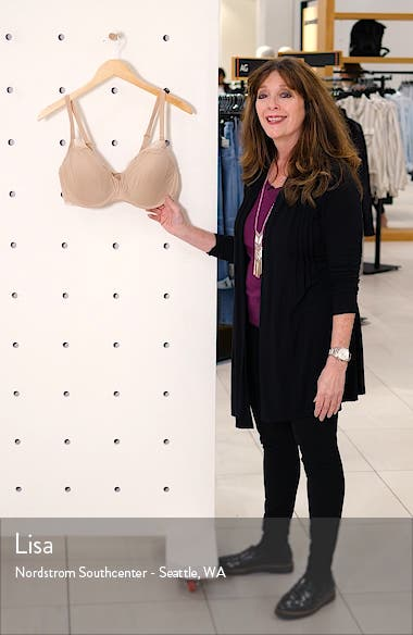 Elusive Full Fit Underwire Contour Bra, sales video thumbnail