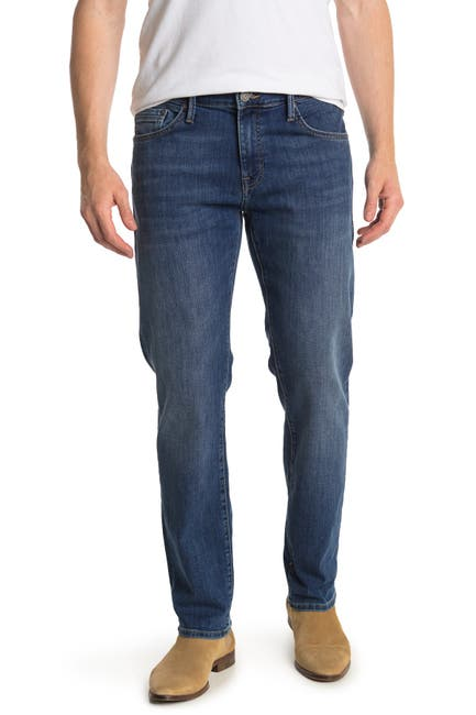 "Image of Mavi Zach Straight Fit Jeans - 30-34"" Inseam"