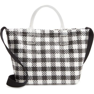 Madewell The Small Beach Tote Bag - Black