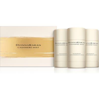Donna Karan Cashmere Mist Deodorant Anti-Perspirant Stick Trio (Nordstrom Exclusive) ($84 Value)