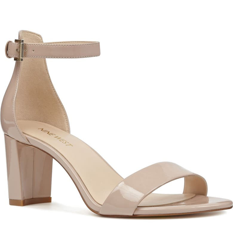 Nine West Pruce Ankle Strap Sandal Women