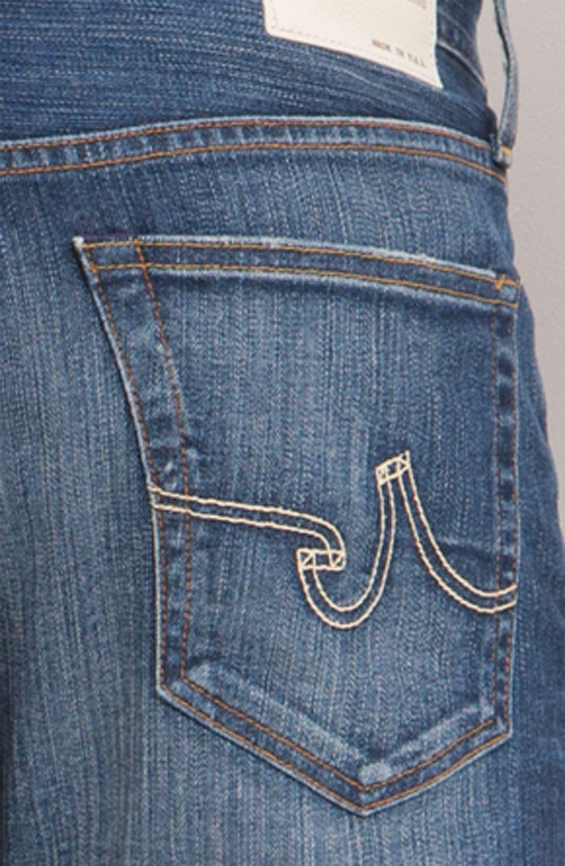,                             'Protégé' Straight Leg Jeans,                             Alternate thumbnail 38, color,                             429